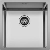 Кухонная мойка из нержавеющей стали TOLERO STEEL TS-440 код 101404