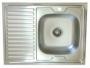 Мойка для кухни накладная Milani 800х600х0,8мм правая код A002602
