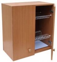 Кухонный шкаф цвет вишня 800мм код A002621