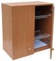 Кухонный шкаф цвет вишня 800мм код E256234