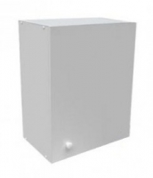 Кухонный шкаф цвет белый 500мм. код A002616