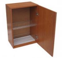 Кухонный шкаф цвет вишня 500мм. код A002617