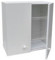 Кухонный шкаф цвет белый 600мм. код A002618