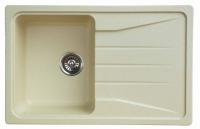 Мойка для кухни мрамор Granicom G-022 шампань код 100332