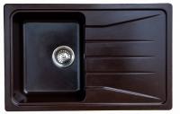 Мойка для кухни мрамор Granicom G-022 шоколад код 100333