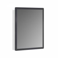 Зеркальный шкаф Норта Монти 50 графит код 101304