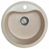 Мойка для кухни искусственный камень NOVELL Лира терра код 100599