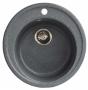Мойка для кухни искусственный камень NOVELL Медея графит код 101424