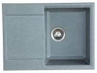 Мойка для кухни искусственный камень NOVELL София графит код 101857