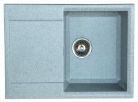 Мойка для кухни искусственный камень NOVELL София серая код 101859