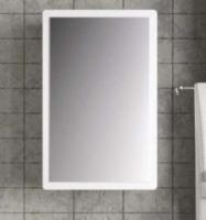 Зеркальный шкаф Норта Монти 50 белый матовый код 101303