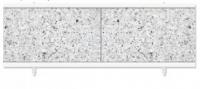 Экран под ванну Кварт серая мозайка 1680мм код 101972
