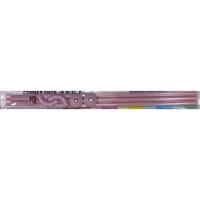 Карниз для в/к угловой розовый 90-90-90, ZALEL код 101770
