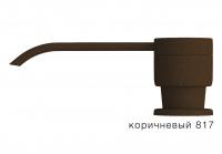 Дозатор моющего средства с флаконом Tolero коричневый код 100036-817