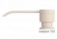 Дозатор моющего средства с флаконом Tolero сафари код 100036-102