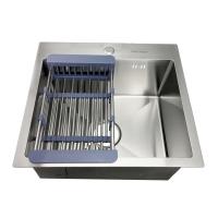 Мойка для кухни врезная MELANA ProfLine 3,0/200 САТИН H48544 код 100608