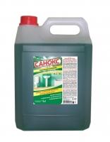 Чистящее средство для сантехники САНОКС 5 л. канистра код 102006
