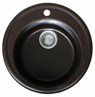 Мойка для кухни мрамор Granicom G-009 шоколад код 100294