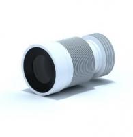 Слив раздвижной для унитаза Ани пласт К-828 код 101592