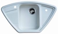 Мойка для кухни мрамор Granicom G-008 жасмин код 100287