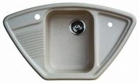 Мойка для кухни мрамор Granicom G-008 сахара код 100288
