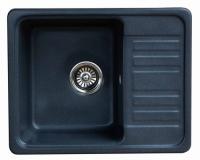 Мойка для кухни мрамор Granicom G-007 грей код 100279