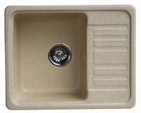 Мойка для кухни мрамор Granicom G-007 сахара код 100281