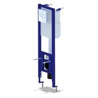 Инсталляция для подвесного унитаза Ани пласт WC A1310 с клавишей код 002330