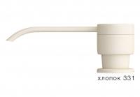 Дозатор моющего средства с флаконом Polygran хлопок код 100036-331