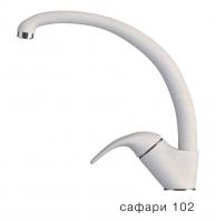 Смеситель для кухни TOLERO Эко высокий сафари код 100114-102