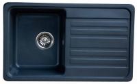Мойка для кухни мрамор Granicom G-010 грей код 100301