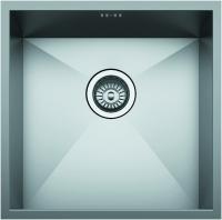 Кухонная мойка из нержавеющей стали TOLERO STEEL TS-440 HM (HandMade) код 101431