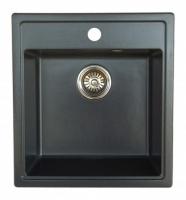 Мойка для кухни мрамор Granicom G-021 грей код 101130