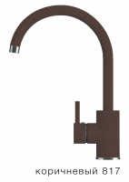 Смеситель для кухни TOLERO Элара коричневый код 101122-817