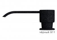Дозатор моющего средства с флаконом Tolero черный код 100036-911