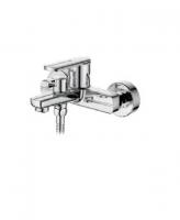 Смеситель для ванны и душа с коротким изливом Accoona A63115 код 101563