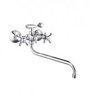 Смеситель для ванны Accoona A7372 код 101554