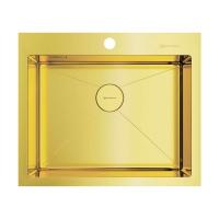 Мойка для кухни Omoikiri Akisame 59 LG, светлое золото код 101904