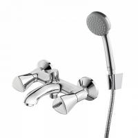 Смеситель для ванны с керамическим дивертором Bounce, IDDIS, BOUSB02i02 код 101018