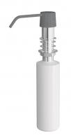 Дозатор для моющего средства Florentina Рондо FL черный код 101695