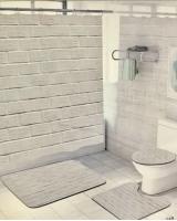Набор для ванной комнаты Zalel cx9, 4 предмета код 102034