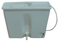 Бачок с водонагревателем ЭВБО-17 ЭлБЭТ, 17 л код 101777