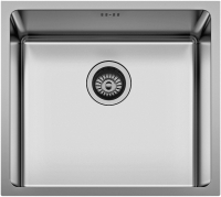 Кухонная мойка из нержавеющей стали TOLERO STEEL TS-490 код 101406