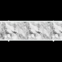 Экран под ванну Премиум А серый мрамор 1480мм код 100694