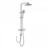 Душевой гарнитур с верхней лейкой, Elansa shower, IDDIS, ELASB3FI76 код 101095