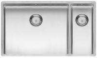 Кухонная мойка из нержавеющей стали Reginox New York L 50х40+18х40 код 101510