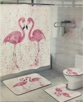 Набор для ванной комнаты Zalel HT163, 4 предмета код 102038