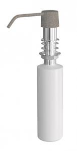 Дозатор для моющего средства Florentina Рондо FL коричневый код 101692