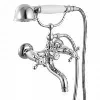 Смеситель для ванны с керамическим дивертором, SAM, IDDIS, SAMSB02i02 код 101024