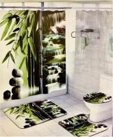 Набор для ванной комнаты Zalel yl0335, 4 предмета код 102033
